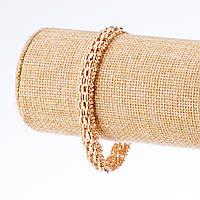 Браслет Хьюпинг смешаное плетение шарики L-19см b-1,2см