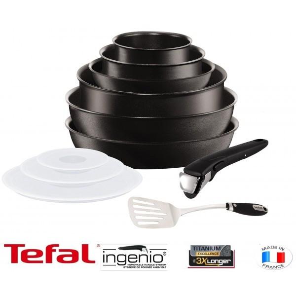 Набор посуды TEFAL INGENIO 11 шт