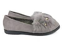 Женские туфли Автоледи серые, фото 1