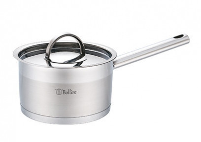 Ковш Bollire с крышкой 1.8 л (BR-2301)