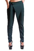 """Женские брюки """"Вашингтон"""" изумрудный, фото 1"""