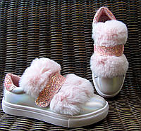Детские кроссовки с мехом Bona/ Польша №LD09-2 р.31, фото 1