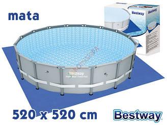 Ковер под бассейн 520x520 см