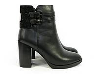 Классические женские ботинки на каблуке Anna Lucci, фото 1