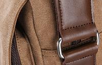 Мужская кожаная сумка. Модель 61256, фото 6