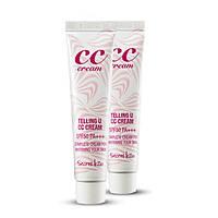 СС крем с плотным покрытием и хорошей маскировкой Secret Key Telling U CC Cream