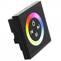 Контроллер rgb ленты (светодиодный  контроллер rgb) 144w 12v ip20,Biom