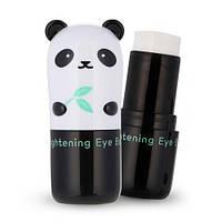 Осветляющая база под макияж глаз Tony Moly Panda's Brightening Eye Base
