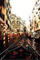 "Картина раскраска по номерам ""По каналам Венеции"" набор для рисования"