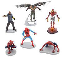 Игровой набор с фигурками Человек-паук: Возвращение домой Disney