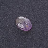 Кабошон Аметист нат камень 1,3х1,8см (+-)