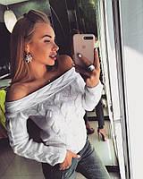 Женский стильный вязанный свитер 0009 / в расцветках