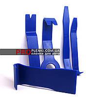 Пластиковые инструменты для разборки салона (5 штук)