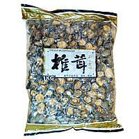 Грибы сушеные шиитаке 1кг.