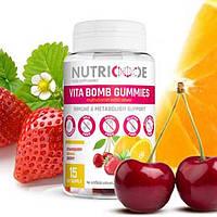Диетическая добавка  Vita  Bomb жевательные витаминные конфеты «Витаминная бомба»