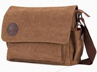 Мужская кожаная сумка. Модель 61258, фото 2
