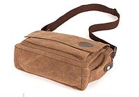 Мужская кожаная сумка. Модель 61258, фото 5
