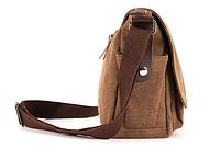 Мужская кожаная сумка. Модель 61258, фото 6