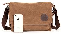 Мужская кожаная сумка. Модель 61258, фото 7