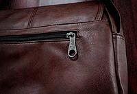 Мужская кожаная сумка. Модель 61259, фото 6