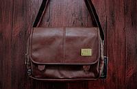 Мужская кожаная сумка. Модель 61259, фото 2