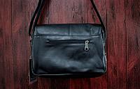 Мужская кожаная сумка. Модель 61259, фото 9