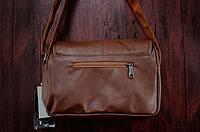 Мужская кожаная сумка. Модель 61259, фото 4