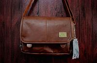 Мужская кожаная сумка. Модель 61259, фото 3
