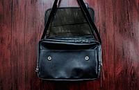 Мужская кожаная сумка. Модель 61259, фото 10