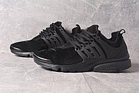 Кроссовки  Nike Presto Suede «All Black»