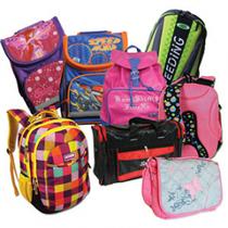 Рюкзаки, сумки, аксесуари