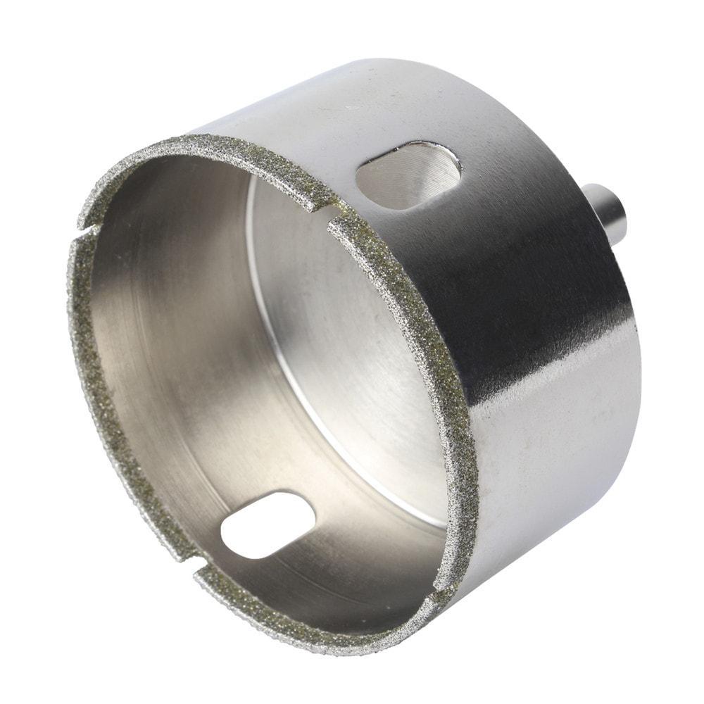Коронки алмазні 75 mm по кераміці та склу