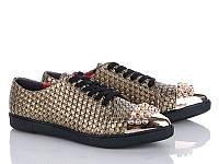 Демисезонная обувь. Женские туфли на шнуровке оптом от производителя Cinar 9081-1 (8пар 36-40)