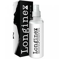 Longinex - спрей для продления полового акта, Лонгинекс, натуральный пролонгатор, лечение быстрой эякуляции