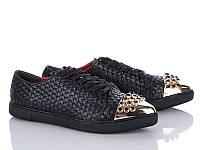 Демисезонная обувь. Женские туфли на шнуровке оптом от производителя Cinar 9081-3 (8пар 36-40)