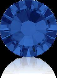 Стразы 2058 XILION ss 10 (2,8mm), Capri Blue (243)