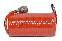 Шланг спиральный РЕ 5.5*8 мм, 5 м 80K172