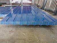 Профнастил окрашенный ПС-10 1.5м