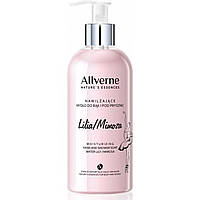"Мыло для рук и душа ""Лилия и мимоза"" Allverne Nature's Essences Hand And Shower Soap"