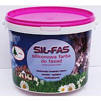 """Фасадная краска AKSIL """"SIL-FAS"""""""
