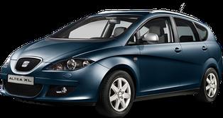 SEAT Altea XL 2009-