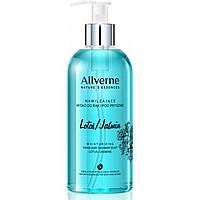 "Мыло для рук и душа ""Лотос и жасмин"" Allverne Nature's Essences Hand And Shower Soap"