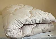 Одеяло зима полушерстяное 150х210 пл.400г/м2 микрофибра