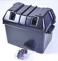 Аккумуляторный ящик с ремнем Черный