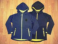 Термо-куртка на мальчиков оптом, Buddy, 4-12 рр