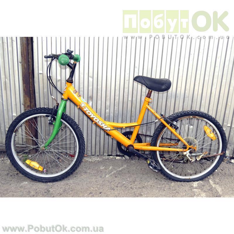 Велосипед TOYOSHA 6 Speed (Код:1090) Состояние: Б/У