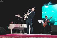 Саксофонист Евгений Попель