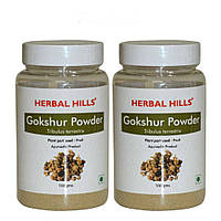 Гокшура Gokhur Powder Herbal Hills / 100г