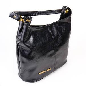 Женская сумка-мешок, хобо удобная, красивая, стильная из кожзама М129-Z gold 8315fa807a8