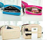 Органайзер-косметичка  Storge bag (салатовый) , фото 3